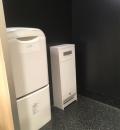 IKEA Tokyo-Bay(2F 女子トイレ)のオムツ替え台情報