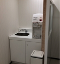 宝塚ホテル(移転後)(1F)の授乳室・オムツ替え台情報