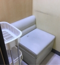 イオン日根野店(2階 赤ちゃん休憩室)の授乳室・オムツ替え台情報