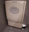 七ヶ浜国際村(1F 多目的トイレ)のオムツ替え台情報
