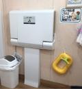 クリエイトSD 保土ヶ谷東川島町店(1F)のオムツ替え台情報