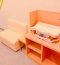 tonarie(2F)の授乳室・オムツ替え台情報