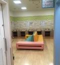 キッズリパブリック幕張新都心店(2階 赤ちゃん休憩室)