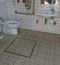 代々木公園(だれでもトイレ)のオムツ替え台情報