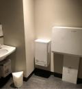 ホテル リソル京都 河原町三条(1F)のオムツ替え台情報