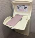 桜山駐車場(1F)のオムツ替え台情報