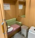 京都大学医学部附属病院(3F)の授乳室・オムツ替え台情報