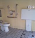 浮間公園 ちびっこ広場(多機能トイレ)のオムツ替え台情報