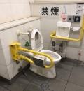 横浜市営地下鉄東山田駅(1F)のオムツ替え台情報