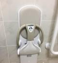 ヤマダ電機テックランドNew甲府店(多目的トイレ内)のオムツ替え台情報