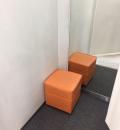 日比谷シャンテ(B1F 女トイレ)のオムツ替え台情報