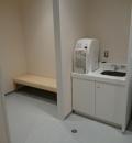 東京ビッグサイト 南展示棟(2F)の授乳室・オムツ替え台情報