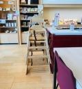オールカフェ&タニタカフェ(2F)のオムツ替え台情報