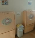 桜島フェリー鹿児島港乗船券発売所(2F)のオムツ替え台情報