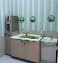 北戸田イオン(1F いきなりステーキ隣)の授乳室・オムツ替え台情報