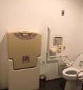 舞阪協働センター(2F)のオムツ替え台情報