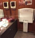 焼肉だいじゅ園稲田店(1F)のオムツ替え台情報