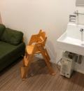 リクシルショールーム福岡(1F)の授乳室・オムツ替え台情報