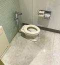 イオンレイクタウンカゼ子どもトイレ(3F)のオムツ替え台情報