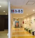 味の明太子ふくや 博多の食と文化の博物館ハクハク(1F)の授乳室・オムツ替え台情報