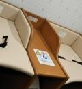 厚木市立病院 検査室横(2F)の授乳室・オムツ替え台情報