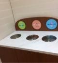 ウィング久里浜(3F)の授乳室・オムツ替え台情報