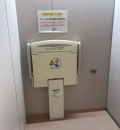 山形空港 2Fトイレ(2F)のオムツ替え台情報