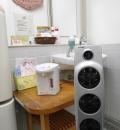八王子市 南大沢保健福祉センター(2F)の授乳室・オムツ替え台情報