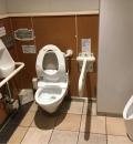 宮崎台駅(1F 多機能トイレ)のオムツ替え台情報