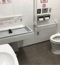 田町センタービル(2F 多目的トイレ内)のオムツ替え台情報