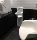 成田空港第2ターミナル本館-サテライト連絡通路ギャラリーTOTO内(3F)の授乳室・オムツ替え台情報