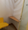 新潟市立中央図書館ほんぽーと(1F)の授乳室・オムツ替え台情報