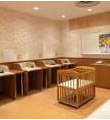 イオン 成田店(2階 赤ちゃん休憩室)の授乳室・オムツ替え台情報