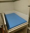 世田谷区立梅丘図書館(1F 多機能トイレ)のオムツ替え台情報