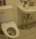 道の駅 サシバの里いちかい(多機能トイレ)のオムツ替え台情報