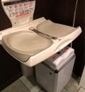 三井ガーデンホテル汐留イタリア街(1階)のオムツ替え台情報