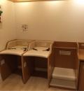 晴海アイランドトリトンスクエア(2F)の授乳室・オムツ替え台情報