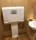 モスバーガー 東十条店(1F)のオムツ替え台情報