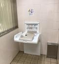 青井駅(B1)のオムツ替え台情報