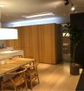 キッチンハウス 大阪店ショールームのオムツ替え台情報