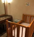 横浜ロイヤルパークホテル 3階 トイレ(3F)のオムツ替え台情報