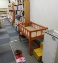 板橋区立中央図書館(1F)の授乳室・オムツ替え台情報