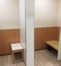 ルララこうほく(4F)の授乳室・オムツ替え台情報
