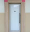 基山町総合体育館(1階 総合体育館南側ロビー)の授乳室・オムツ替え台情報