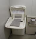 調布市役所調布市文化会館(12F多機能トイレ)のオムツ替え台情報