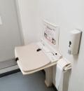 ホームセンターコーナン 本羽田萩中店(2F)の授乳室・オムツ替え台情報