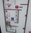 (株)オークワ 橿原常盤店(1F)のオムツ替え台情報