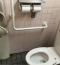 古川橋交差点 公衆トイレのオムツ替え台情報