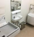 代々木八幡駅(上りホーム 多機能トイレ)のオムツ替え台情報