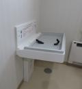 大館市エコプラザ(1F)のオムツ替え台情報